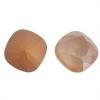 Swarovski Stone 4470 Square 10mm Crystal Ivory Cream 12pcs